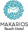 Μakarios Hotel in Kamari beach Santorini